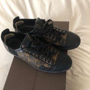 Louis Vuitton Men's Slalom Sneakers 8.5